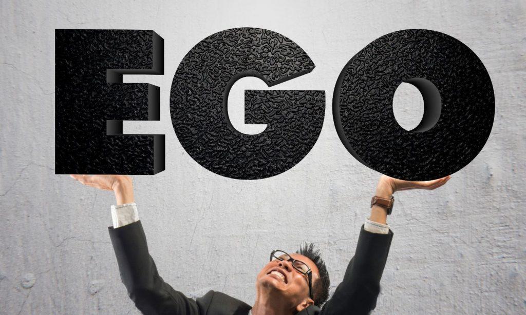 Ego Dalam Perniagaan… Boleh Ke?