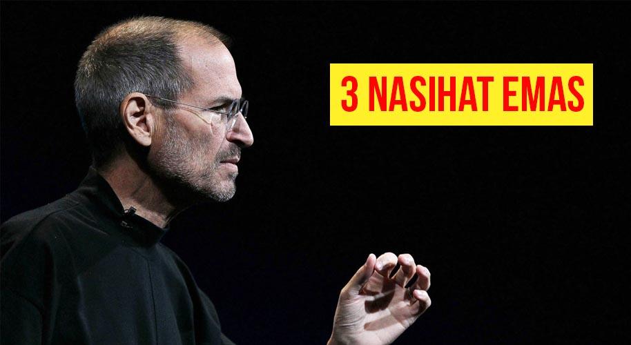 3 Tips Untuk Startup dari Steve Jobs
